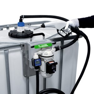 Pumping and filling stations for Adblue (AUS32, Urea)